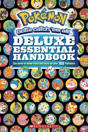 Pokemon Essential Handbook af Scholastic Inc.
