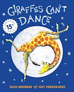 Giraffes Can't Dance af Giles Andreae