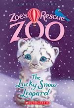 The Lucky Snow Leopard (Zoes Rescue Zoo)