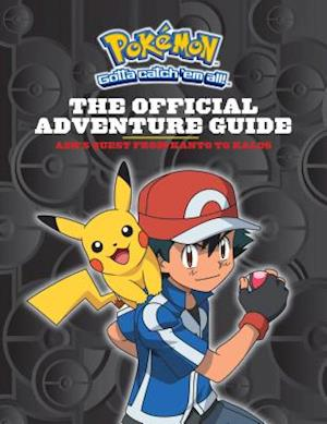 The Official Adventure Guide af Simcha Whitehill