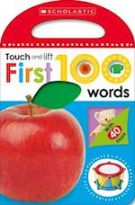 Touch and Lift First 100 Words (Scholastic Early Learners)