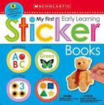 My First Early Learning Sticker Books (Scholastic Early Learners)