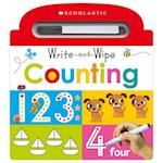 Write and Wipe Counting (Scholastic Early Learners, nr. 3)