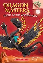 Flight of the Moon Dragon (Dragonmaster S)