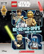 R2-D2 and C-3P0's Guide to the Galaxy (Lego Star Wars)