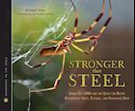 Stronger Than Steel af Bridget Heos