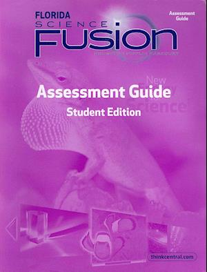 Florida Science Fusion af Houghton Mifflin Harcourt