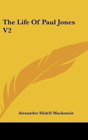The Life of Paul Jones V2 af Alexander Slidell Mackenzie