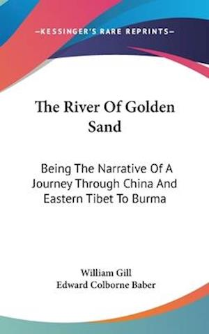 The River of Golden Sand af William Gill
