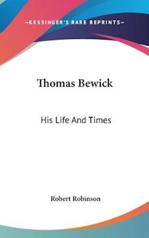 Thomas Bewick af Robert Robinson