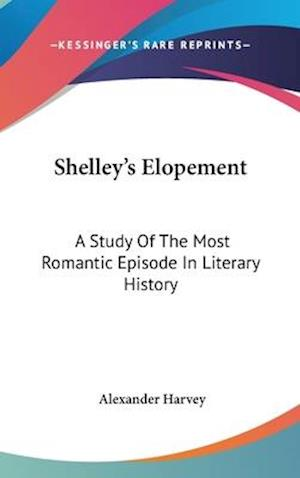 Shelley's Elopement af Alexander Harvey