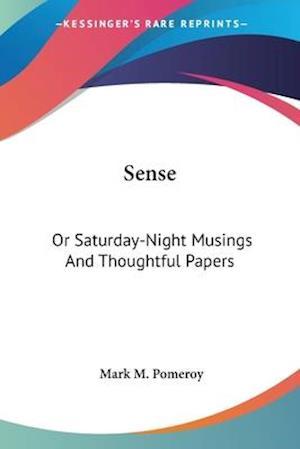Sense af Mark M. Pomeroy