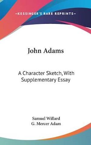 John Adams af Samuel Willard