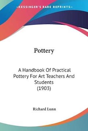 Pottery af Richard Lunn