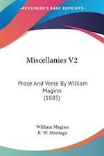 Miscellanies V2 af William Maginn
