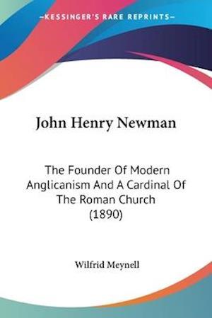 John Henry Newman af Wilfrid Meynell