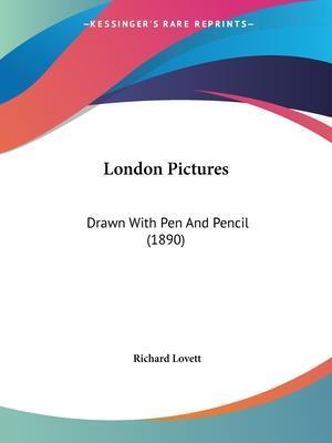 London Pictures af Richard Lovett