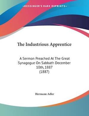 The Industrious Apprentice af Hermann Adler