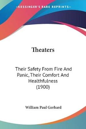 Theaters af William Paul Gerhard