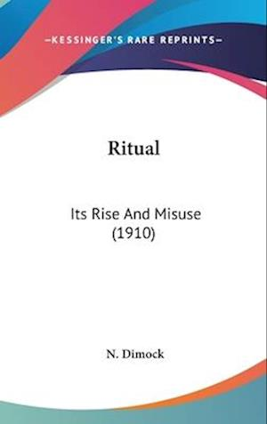 Ritual af N. Dimock