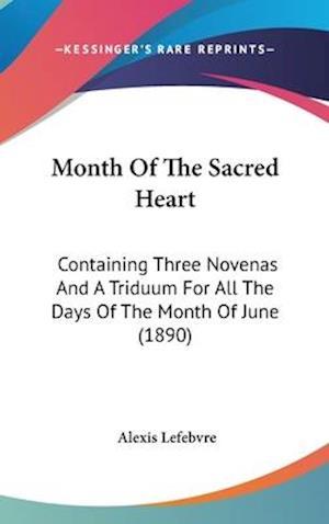 Month of the Sacred Heart af Alexis Lefebvre