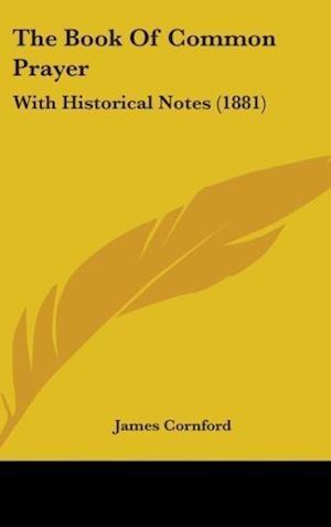 The Book of Common Prayer af James Cornford