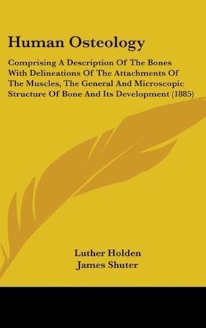 Human Osteology af Luther Holden