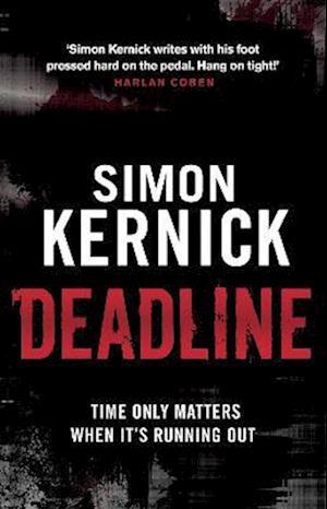 Deadline af Simon Kernick