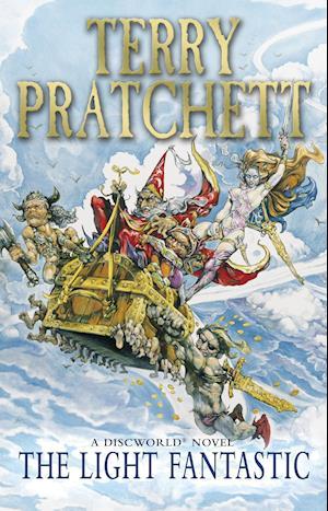 The Light Fantastic af Terry Pratchett