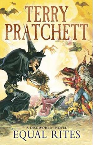 Equal Rites af Terry Pratchett