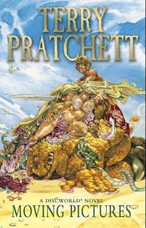 Moving Pictures af Terry Pratchett