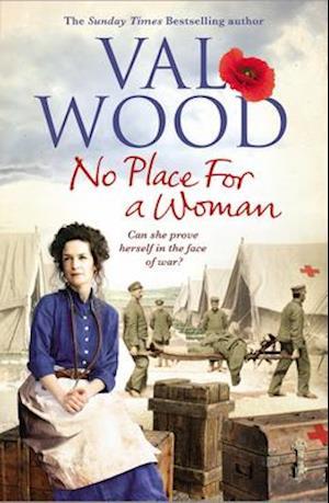 Bog, paperback No Place for a Woman af Val Wood