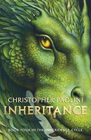 Inheritance af Christopher Paolini