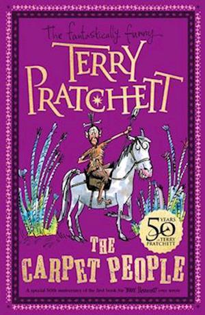 Bog, paperback The Carpet People af Terry Pratchett