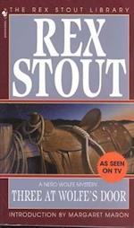 Three at Wolfe's Door (The Rex Stout Library)