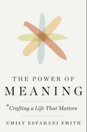 The Power of Meaning af Emily Esfahani Smith