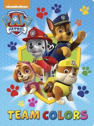 Paw Patrol Team Colors af Random House