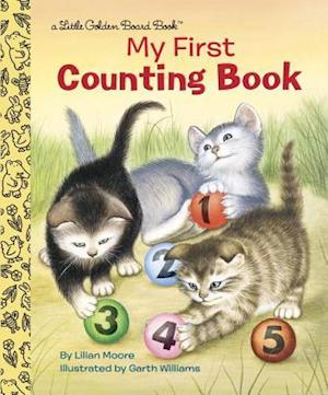 My First Counting Book af Lilian Moore