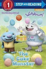The Cake Monster (Wallykazam!) af Jennifer Liberts
