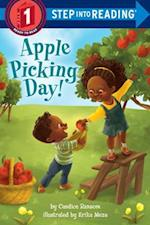 Apple Picking Day! (Step Into Reading. Step 1)