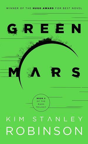 Green Mars af Kim Stanley Robinson