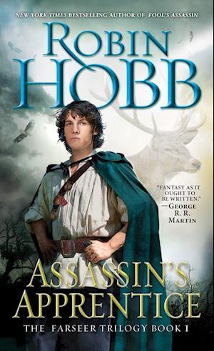 Assassin's Apprentice af Robin Hobb