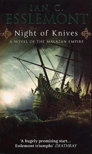 Night of Knives af Ian Cameron Esslemont