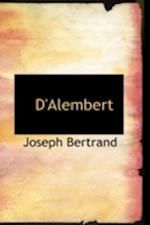 D'Alembert af Joseph Bertrand