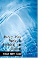 Modern Idols af William Henry Thorne