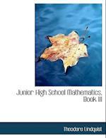 Junior High School Mathematics, Book III af Theodore Lindquist