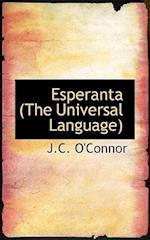 Esperanta af J. C. O'Connor