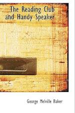 The Reading Club and Handy Speaker af George Melville Baker