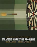 Strategic Marketing Problems af Robert A. Petersen, Roger A. Kerin