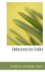 Nebulosa de Colon af Cesareo Fernandez Duro